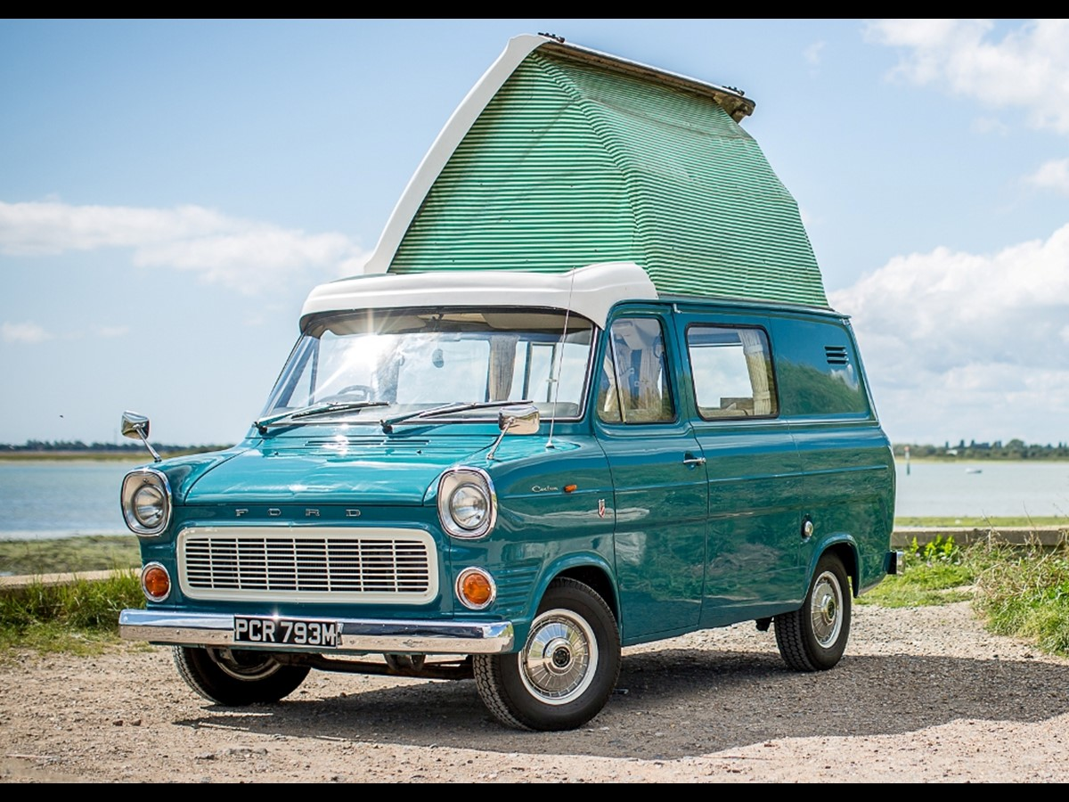 Camper Van Cube Of Cars